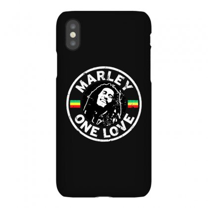 Bob Marley   One Love Iphonex Case Designed By Pinkanzee