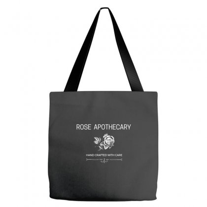 Rose Apothecary Logo Tote Bags Designed By Peri