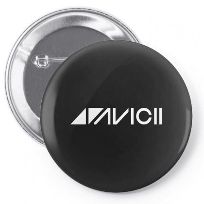 Avicii Dj Music Pin-back Button Designed By Ahmadjufriyanto