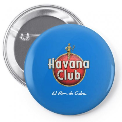 Havana Club Label Pin-back Button Designed By Ahmadjufriyanto