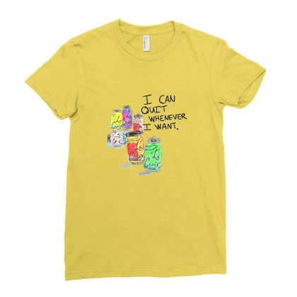 La Croix Boix Ladies Fitted T-shirt Designed By Ahmadjufriyanto