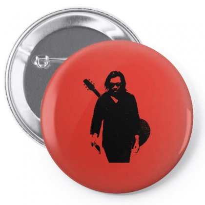 Sixto Rodriguez  Sugar Man Pin-back Button Designed By Ahmadjufriyanto