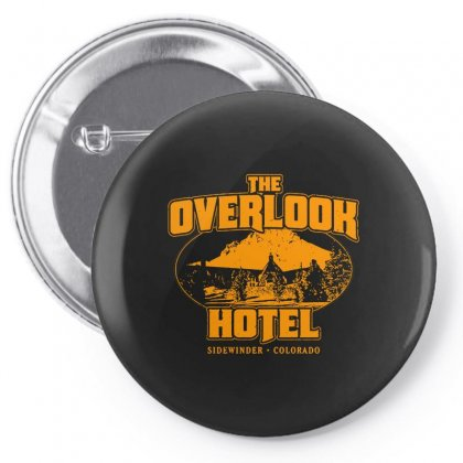 The Overlook Hotel Merch Pin-back Button Designed By Ahmadjufriyanto