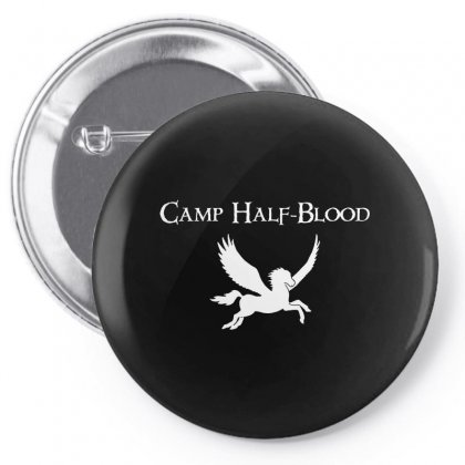 Camp Half Blood Pin-back Button Designed By Ahmadjufriyanto