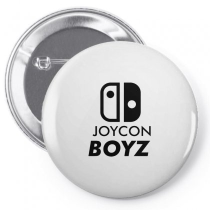 Joycon Boyz Pin-back Button Designed By Ahmadjufriyanto