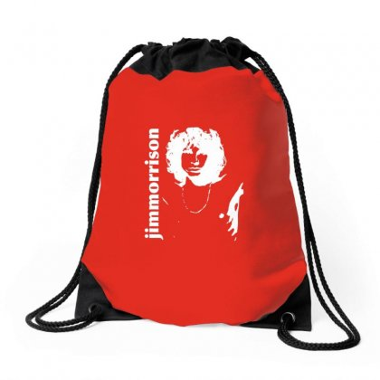 The Doors Drawstring Bags Designed By Ahmadjufriyanto