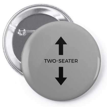 Two Seater Pin-back Button Designed By Ahmadjufriyanto