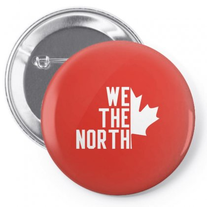 We The North Pin-back Button Designed By Ahmadjufriyanto