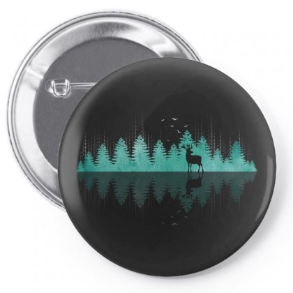 Nature Beats Pin-back Button Designed By Toweroflandrose