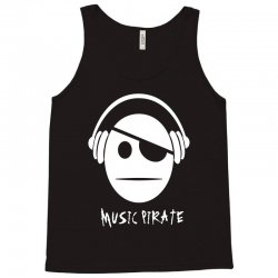music pirate Tank Top | Artistshot