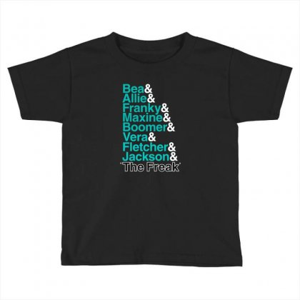 Wenthworth Prison Toddler T-shirt Designed By Disgus_thing