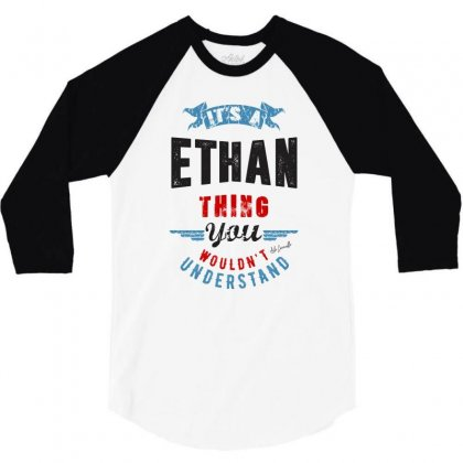 Ethan 3/4 Sleeve Shirt Designed By Chris Ceconello