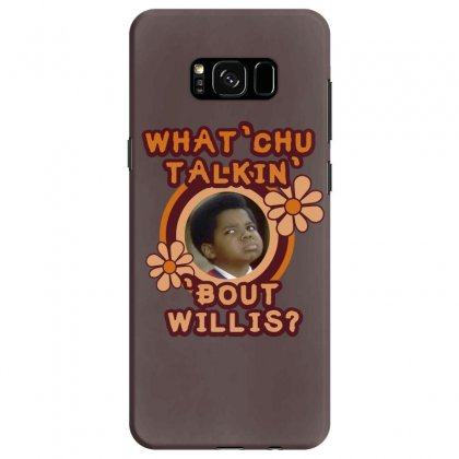 What'chu Talkin' 'bout Willis? Samsung Galaxy S8 Case Designed By Pop Cultured