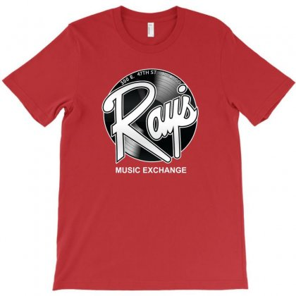 Ray's Music Exchange T-shirt Designed By Arum