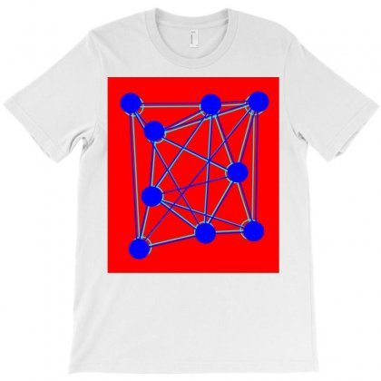 Spider Atomic Structure T-shirt Designed By Kayanphoto