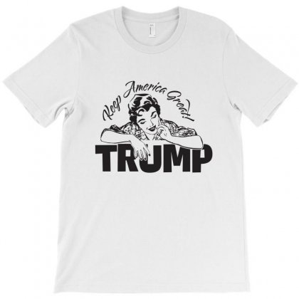Keep America Great Mr Trump T-shirt Designed By Tiococacola