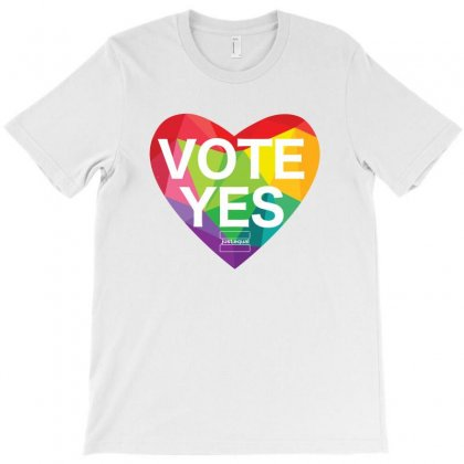 Vote Yes T-shirt Designed By Lawrensia