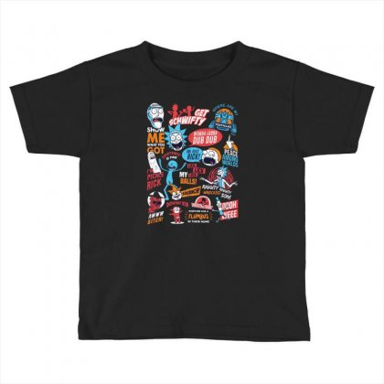 Dub Toddler T-shirt Designed By Disgus_thing