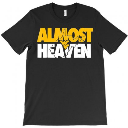 Almost Heaven T Shirt Gift For West Virginia T-shirt Designed By Mdk Art