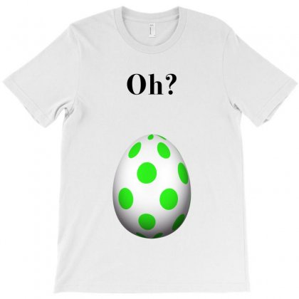 Oh Pokemon Go Egg Hatch 2km Green Egg For Light T-shirt Designed By Toweroflandrose