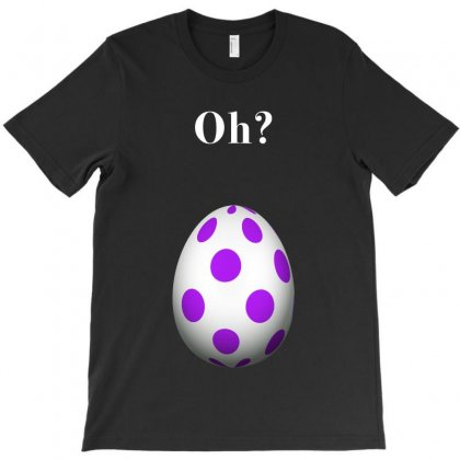 Oh Pokemon Go Egg Hatch 10km Purple Egg T-shirt Designed By Toweroflandrose