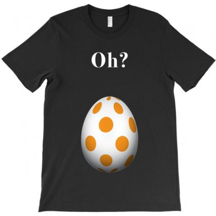 Oh Pokemon Go Egg Hatch 5km Gold Egg T-shirt Designed By Toweroflandrose