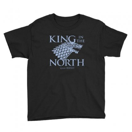 North King Youth Tee Designed By Disgus_thing