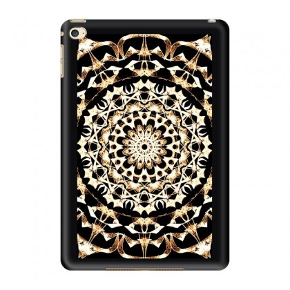 Modern Glowing Floral Design Ipad Mini 4 Case Designed By Dcro12