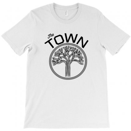 Golden The Town T-shirt Designed By Michelziud