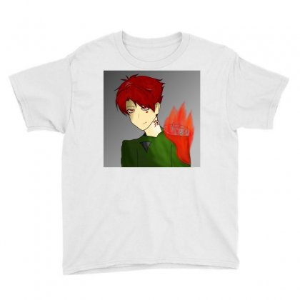 Fantastic Art Youth Tee Designed By Pryzmo