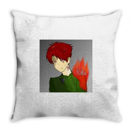 Fantastic Art Throw Pillow Designed By Pryzmo