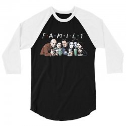 family 3/4 Sleeve Shirt | Artistshot