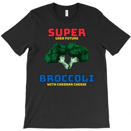 Nct 127 Johnny   Super Broccoli T-shirt Designed By Omer Acar