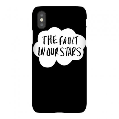 The Fault In Our Stars Iphonex Case Designed By Markshop