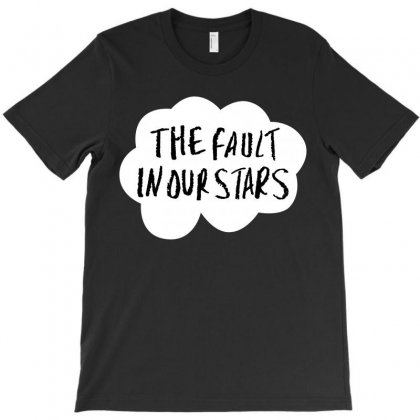 The Fault In Our Stars T-shirt Designed By Markshop