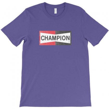 Champion Merch T-shirt Designed By Irwansyahronie