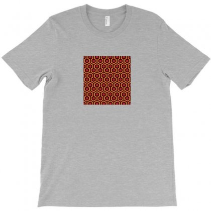 The Shining Pattern T-shirt Designed By Irwansyahronie