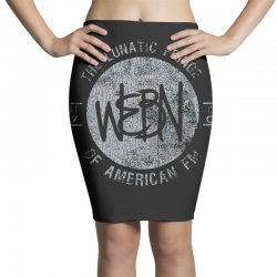 webn lunatic fringe est 67 Pencil Skirts | Artistshot