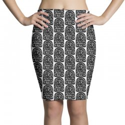 cause of death rolled a nat Pencil Skirts | Artistshot