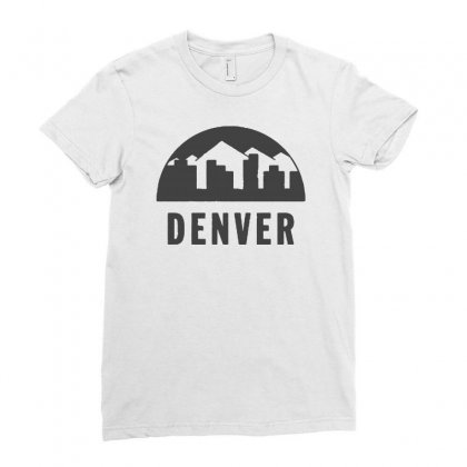Denver Ladies Fitted T-shirt Designed By Syakirra