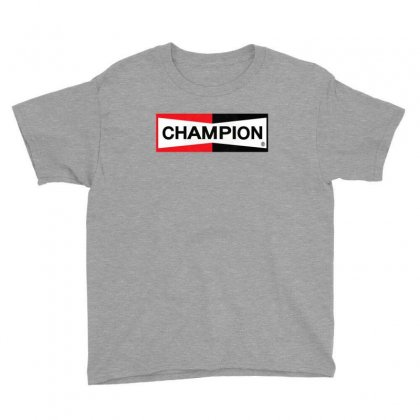 Champion Merch Youth Tee Designed By Agus Loli
