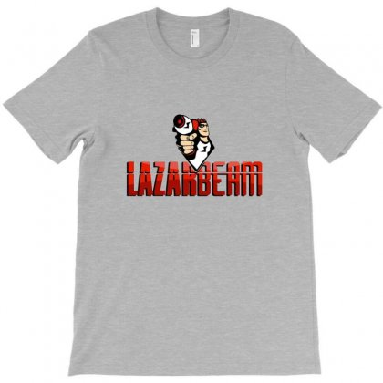 Lazarbeam Gingy Youtuber Merch T-shirt Designed By Agus Loli