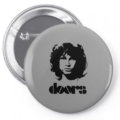 The Doors Pin-back Button Designed By Agus Loli