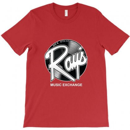 Ray's Music Exchange T-shirt Designed By Agus Loli