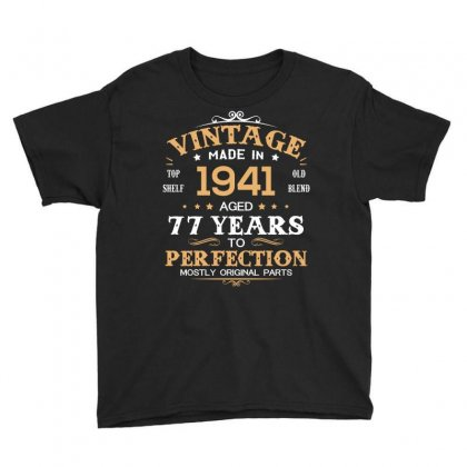 1941 Youth Tee Designed By Hung