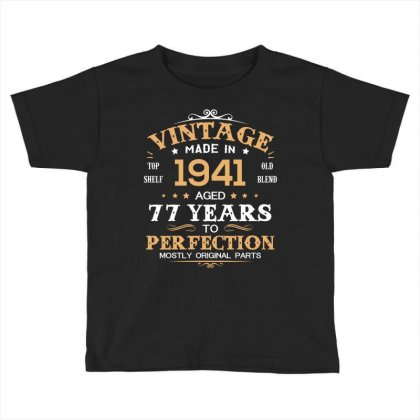 1941 Toddler T-shirt Designed By Hung