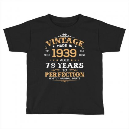 1939 Toddler T-shirt Designed By Hung