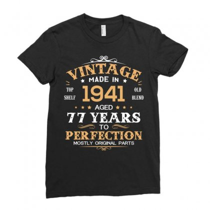 1941 Ladies Fitted T-shirt Designed By Hung