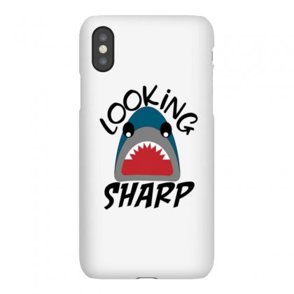 Sharp Iphonex Case Designed By Disgus_thing