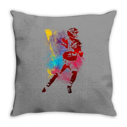 Pat Mahomes Throw Pillow Designed By Sengul
